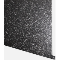 Sequin Sparkle Wallpaper - Black