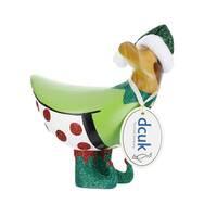 DCUK Elf Ducky - Green Elf