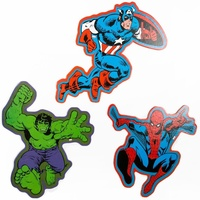 Marvel Avengers, Large 3D Wall Stickers
