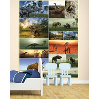 Dinosaur Wall Mural - 158 x 232 cm