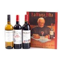 La Rioja Alta Discovery Box (3 x 75cl in Wooden Box)