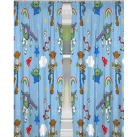 Toy Story 4 Curtains - Roar