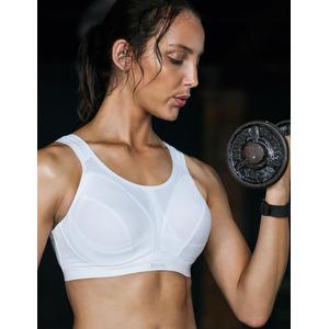 Shock Absorber N109 Impact 4 Sports bra WHITE N109 White