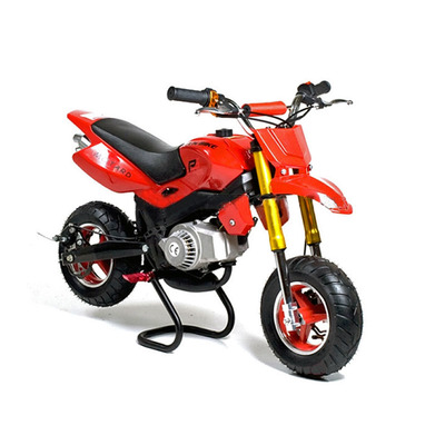 FunBikes Super Motard 50cc 48cm Red Mini Moto Bike