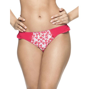 Curvy Kate Eden Thong Rose Print