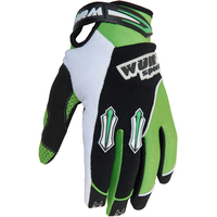 Kids Clothing & Protection Wulfsport Stratos Gloves Green