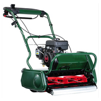 Allett Kensington 20K Self-Propelled Petrol Cyclinder Mower