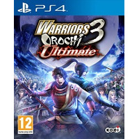 PS4 > Fighting Warriors Orochi 3 Ultimate