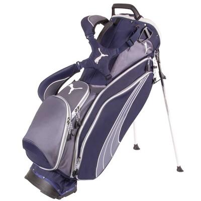 Puma Formstripe Golf Stand Bag Peacoat-Grey Dawn AW15