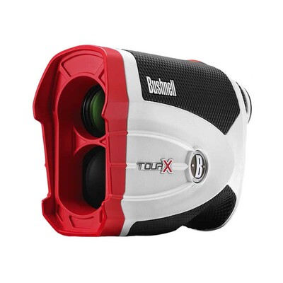 Bushnell Golf Tour X Slope Laser Rangefinder White