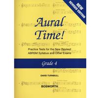 Aural Time Grade 4 (Turnbull)