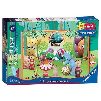 Ravensburger In The Night Garden My First Floor Puzzle (16 Pieces)