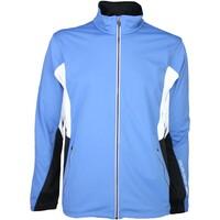 Galvin Green Windstopper Golf Jacket - BRIAN Imperial Blue