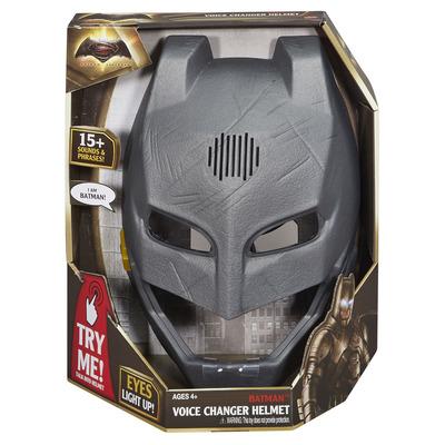 Batman Vs Superman Lights And Sounds Voice Changer Helmet