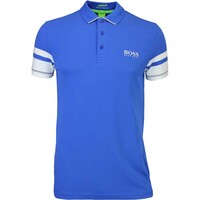 Hugo Boss Golf Shirt – Paule Pro 1 Medium Blue PF16