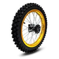pit-bike-gold-front-wheel-14-inch-kenda-tyre