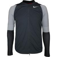 Nike Golf Jacket - Zoned Aerolayer - Black SS17