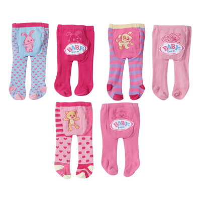 Baby Born - Tights (Twin pack - colours may vary)