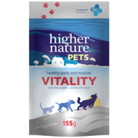 higher-nature-pets-vitality-healthy-joints-muscles-155g