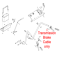 Click to view product details and reviews for Dr Replacement Transmission Brake Cable Dr181131.