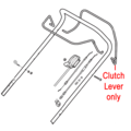 Click to view product details and reviews for Mountfield Clutch Lever 181003364 0.