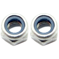 Click to view product details and reviews for Al Ko M8 Lock Nuts Pair 704537.