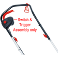Click to view product details and reviews for Al Ko 38e Scarifier Switch Trigger Assembly 463703.