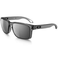 Oakley Golf Sunglasses - Holbrook - Grey Smoke - Black 2017
