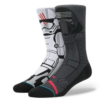 Stance Star Wars Socks Disturbance Single Pair 2017