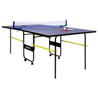 Charles Bentley 6ft Folding Table Tennis Table