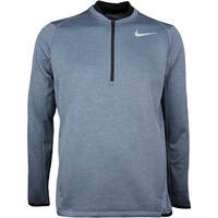 Nike Golf Pullover - Therma Fit Half Zip - Armory Navy AW17