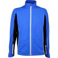 Galvin Green Waterproof Golf Jacket - AVERY Paclite - Kings Blue AW17