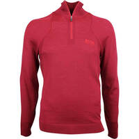 Hugo Boss Golf Jumper - Zon Pro - Rhubarb FA18