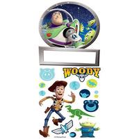 Toy Story Door Name Sticker Set