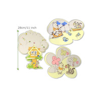 Winnie Foam Wall Stickers
