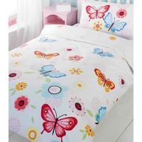 Butterflies. Butterfly Bedding - Double