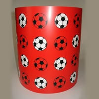 Football Light Shade - Red