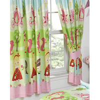 Pretty Princess and Unicorn Curtains - 72s