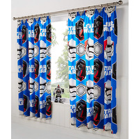 Star Wars Awaken Curtains 54s