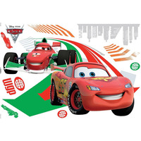 Disney Cars Wall Sticker - Large