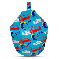 Disney Cars 3, Boys Small Beanbag - Lightning