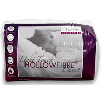 Catherine Lansfield 10.5 Tog Double Hollow Fibre Quilt