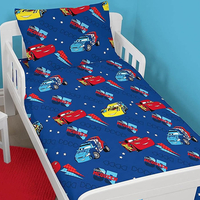 Disney Cars Toddler Bedding Bundle - Piston