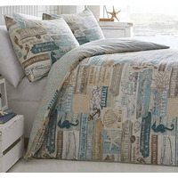 Driftwood Super King Size Bedding