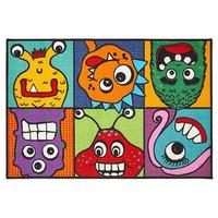 Monsters Rug 80 x 120 cm