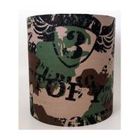 Camouflage Medium Fabric Light Shade