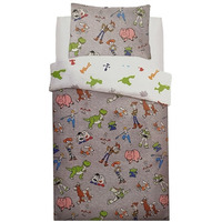 Toy Story Single Bedding - Toys Are Back in Town