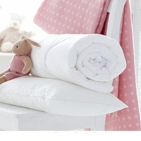 Junior Sized Duvet Insert and Pillow Insert Bundle - 9.0 Tog