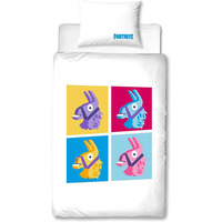 Fortnite, Single Duvet Cover Sets - Llama