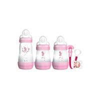 MAM Welcome to the World Newborn gift set - Girl